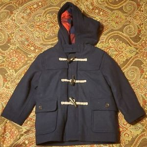 Gap coat sz 3 (boys)